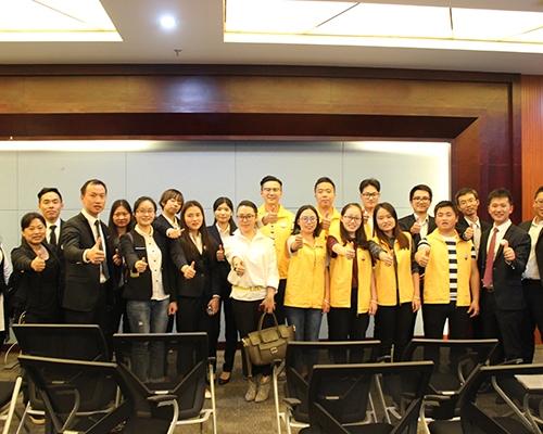 中国建设银行《打造最强大脑e课堂》